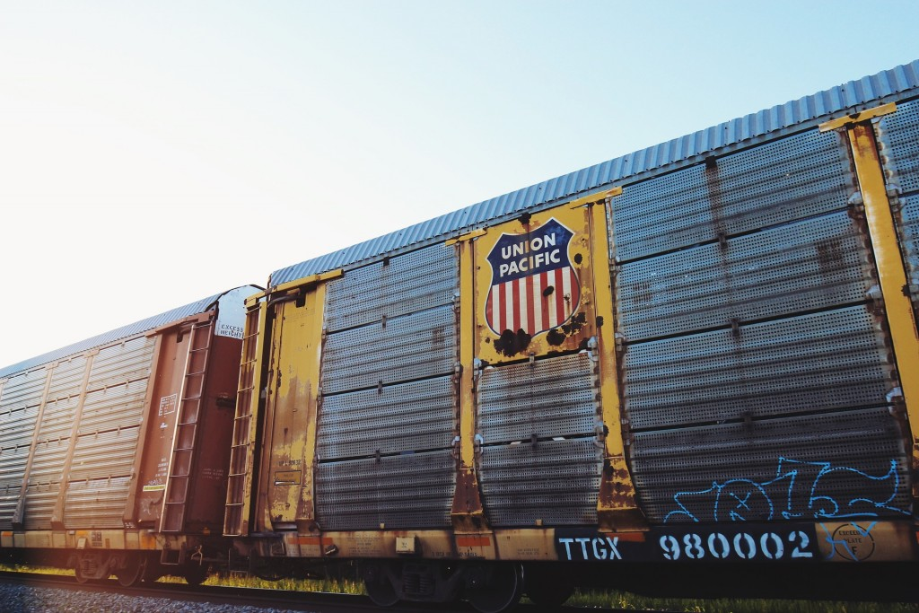 If you are shipping your vehicle, consider the fact that trains are four times more fuel-efficient than trucks.